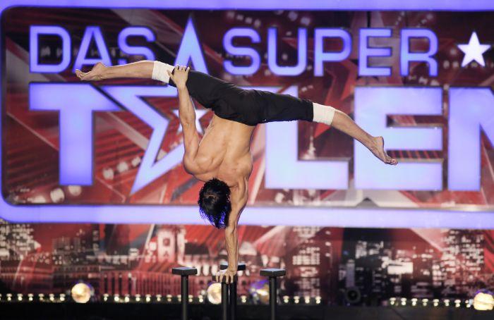 Das Supertalent - Pavel Stankevich.