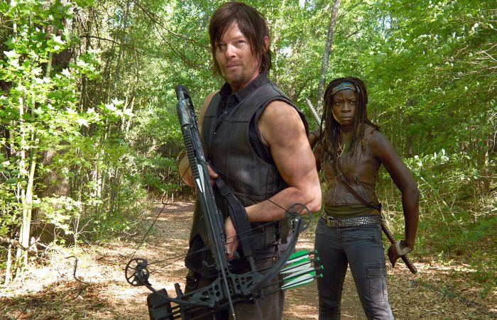 The Walking Dead - Staffel vier - Daryl & Michonne