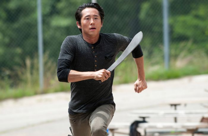 The Walking Dead - Staffel vier - Glenn