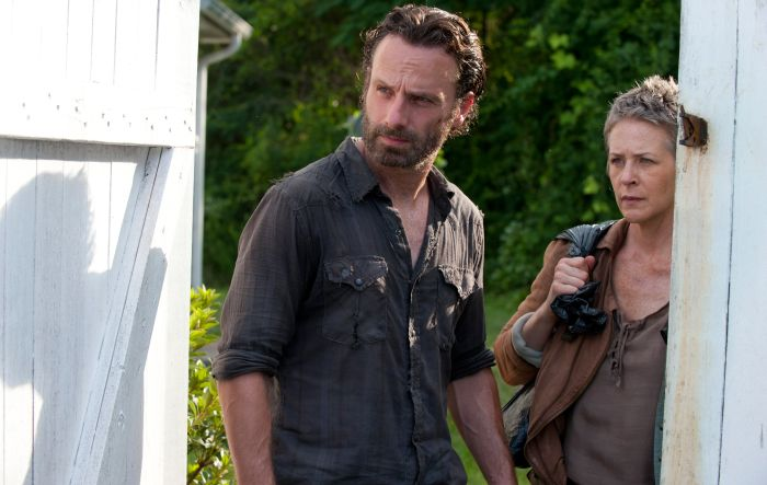 The Walking Dead - Staffel vier - Rick und Carol