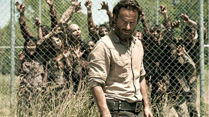 The Walking Dead - Staffel vier im Free-TV