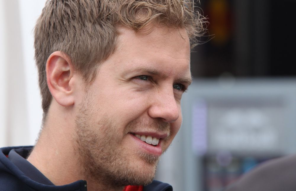 Vettel - Interview