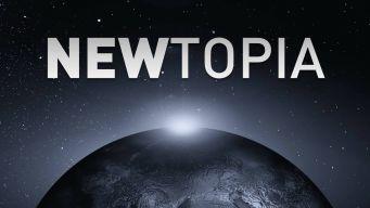 Newtopia Logo (inoffiziell) Sat.1 Utopia 2015 Namenaenderung Umbenennung