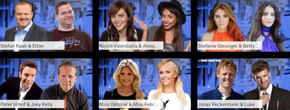 """TV total Turmspringen 2014"""