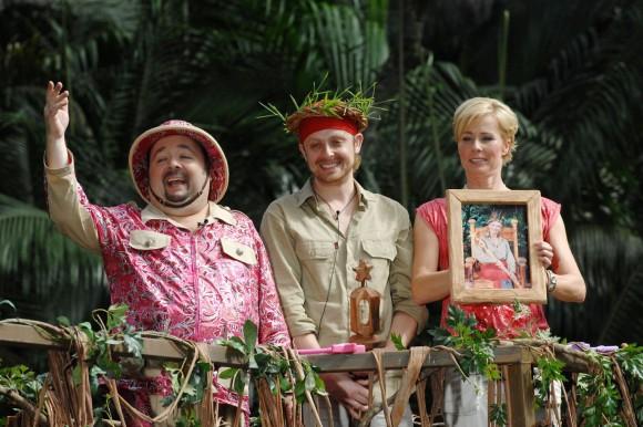 Dschungelcamp Gewinner Dschungelkonige Aller Staffeln 2004