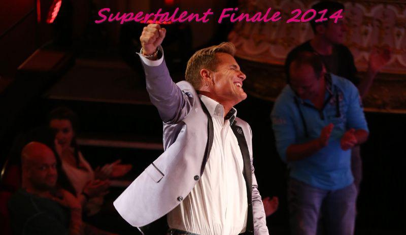 Supertalent Finale