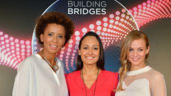 Eurovision Song Contest 2015 Moderatoren Arabella Kiesbauer Mirjam Weichselbraun Alice Tumler