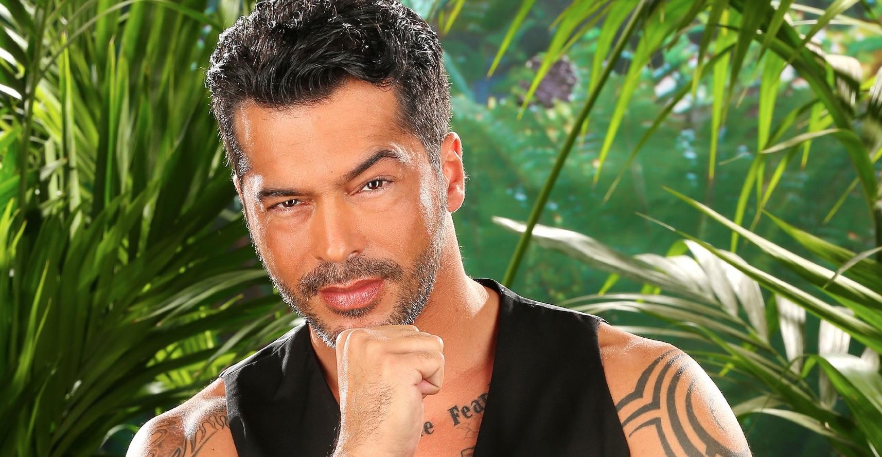Aurelio Savina Dschungelcamp 2015 Teilnehmer Ich bin ein Star Holt mich hier raus RTL