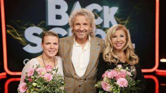 Back To School Carmen Geiss Und Mija Boes Bei Gottschalk