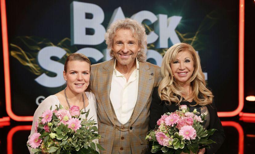 Carmen Geiss und Mirja Boes