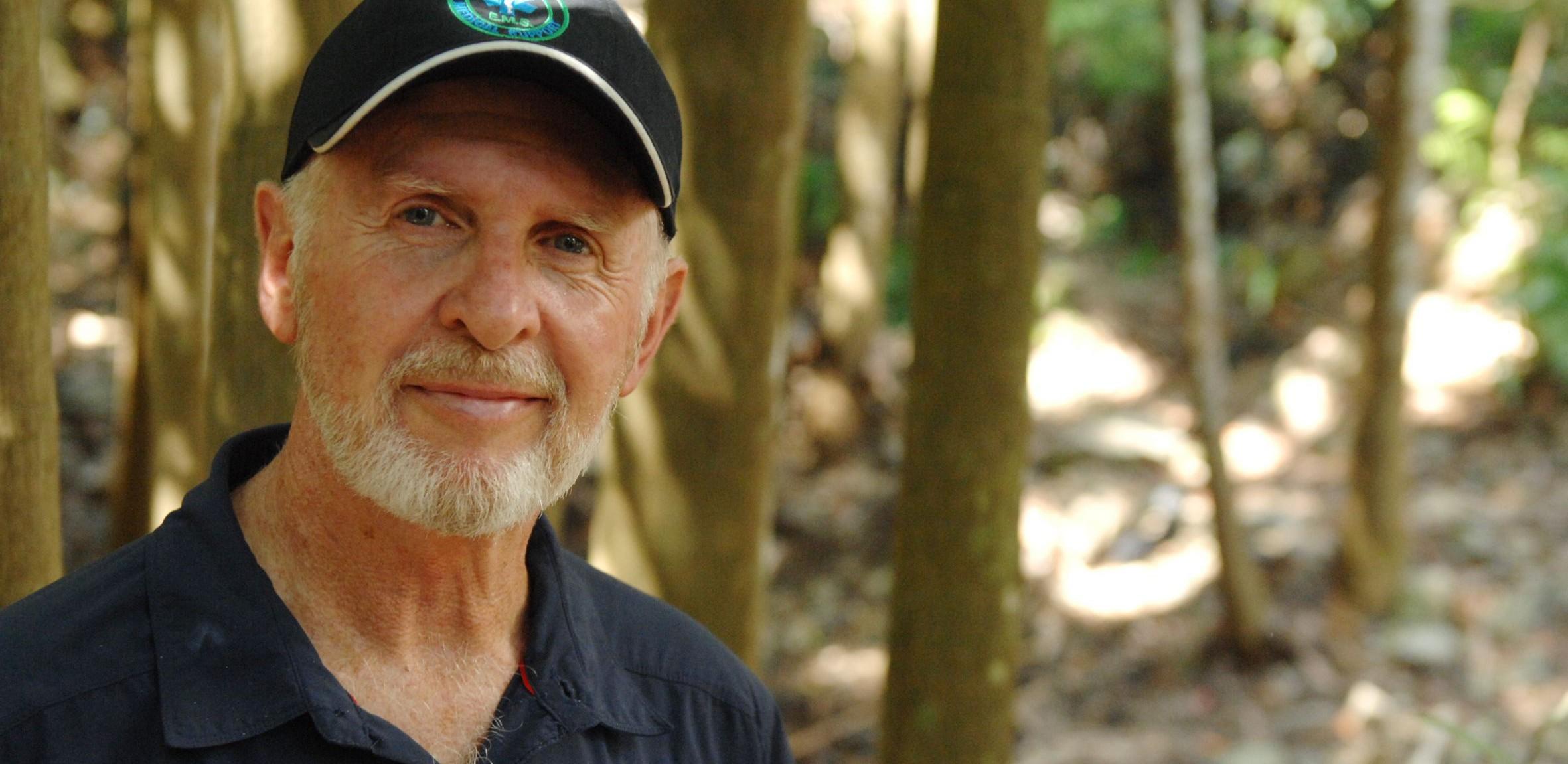Dr. Bob Dschungelcamp 2015 Robert McCarron Interview 9. Staffel