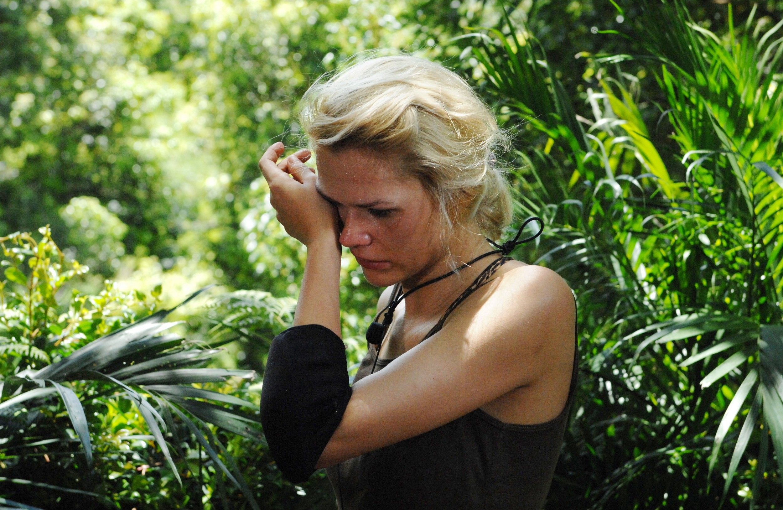 Dschungel-Sara