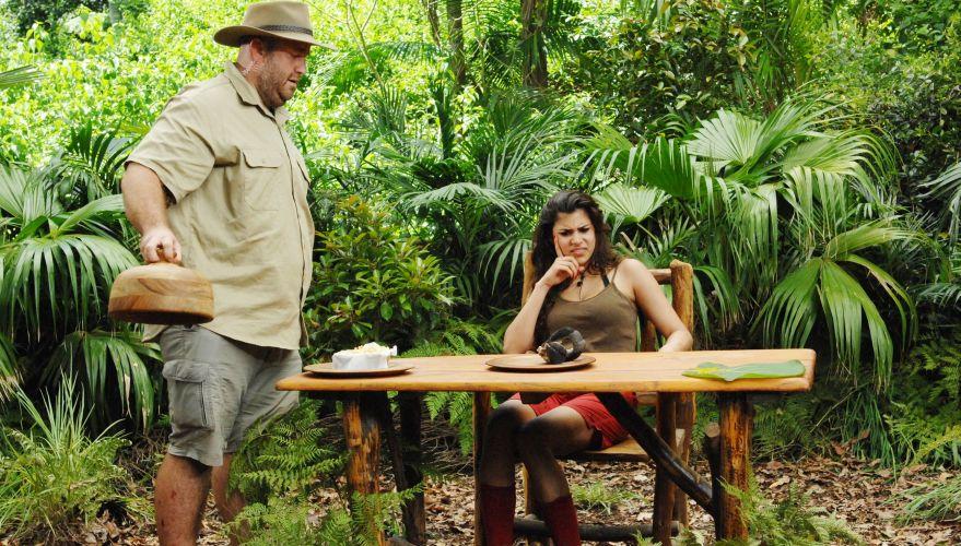 Finale Dschungelprüfung für Tanja