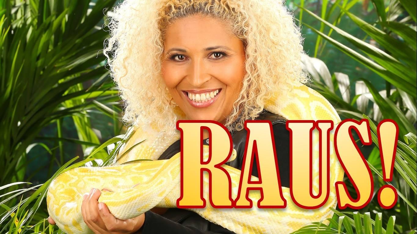 Dschungelcamp 23.01.2015 Patricia Blanco Wer ist raus? Auszug RTL IBES