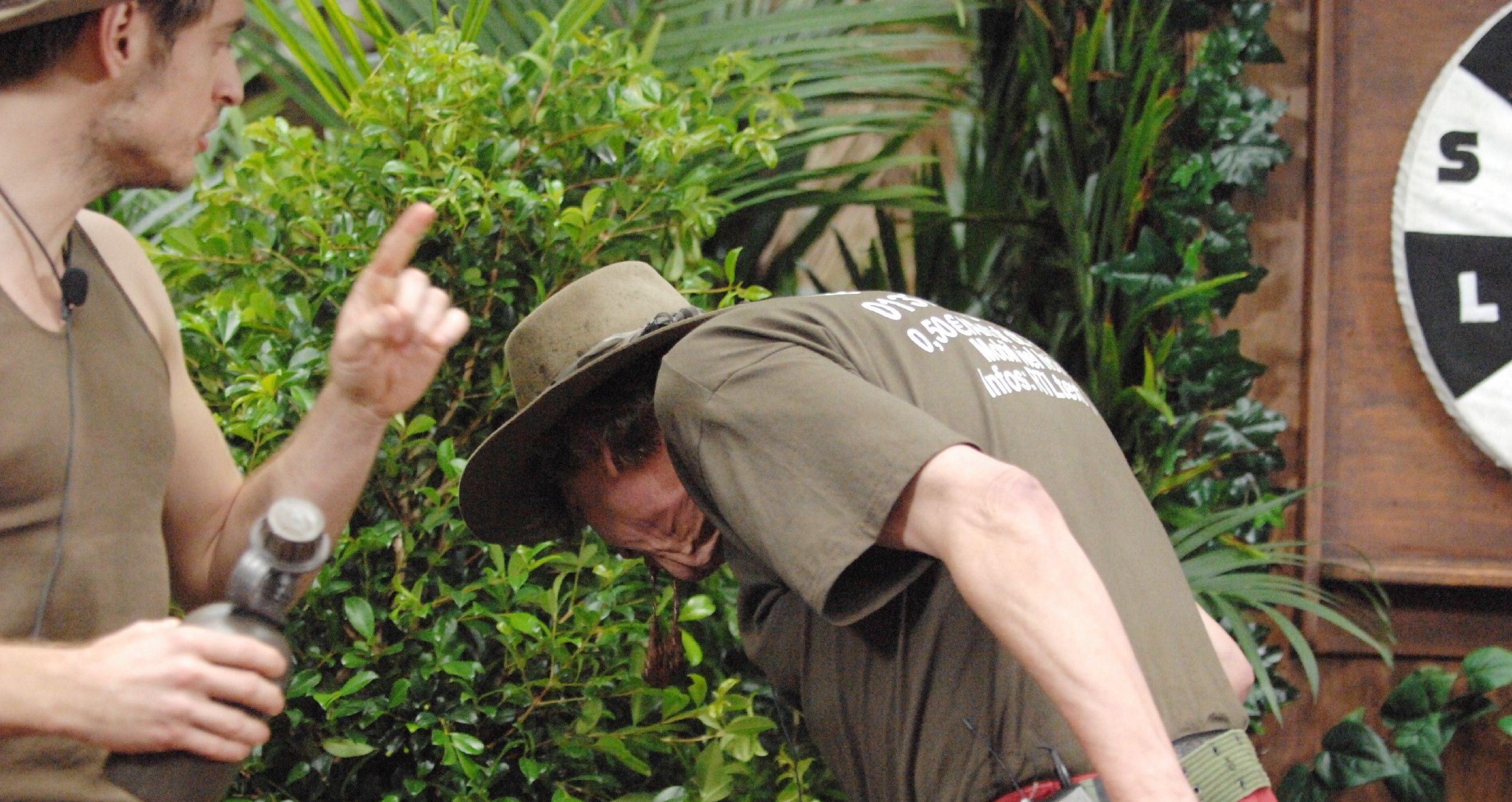 Kleine Dschunge-Kneipe