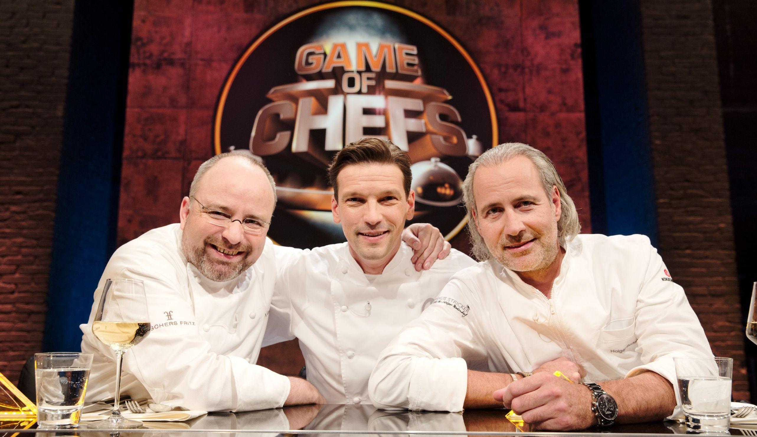 Games of Chefs: Kulinarischer Wettbewerb ab Februar - VOX