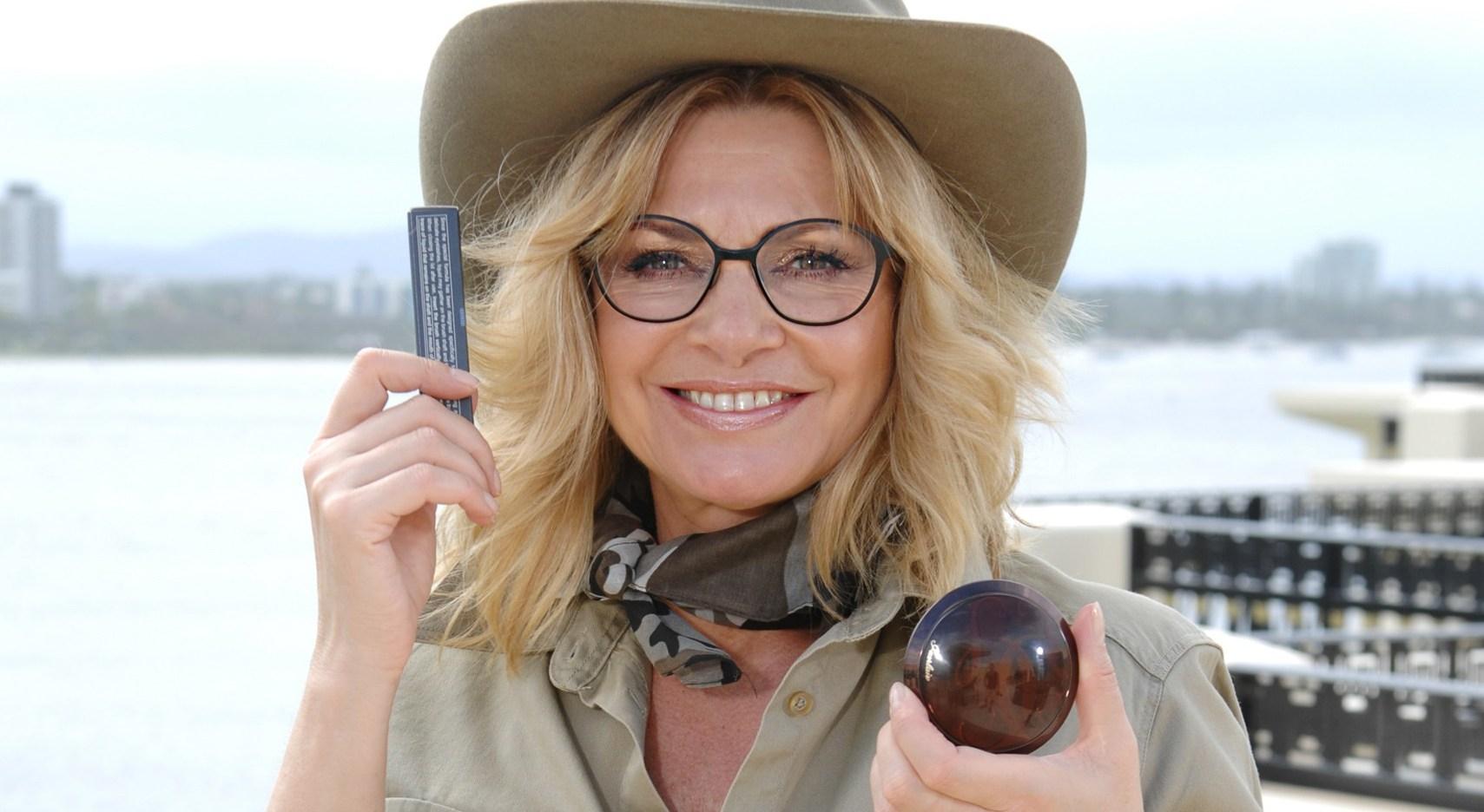 Maren Gilzer Kandidatin Teilnehmerin Dschungelcamp 2015 Luxusgegenstand