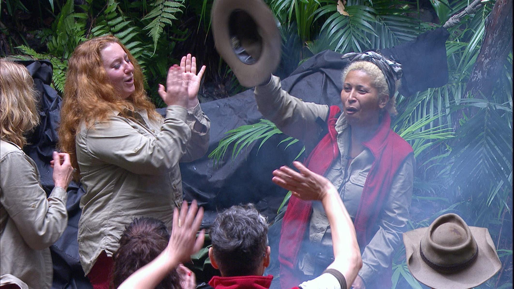 Patricia Blanco Auszug Dschungelcamp 2015 IBES