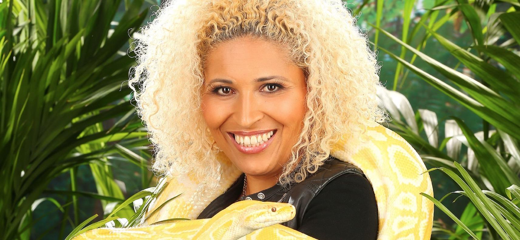 Patricia Blanco Dschungelcamp 2015 Teilnehmerin Ich bin ein Star Holt mich hier raus RTL