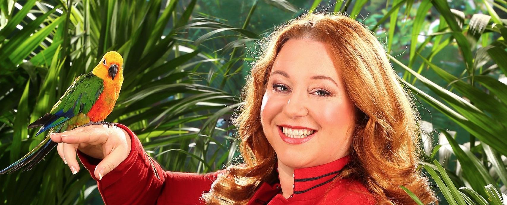 Rebecca Siemoneit-Barum Dschungelcamp 2015 Kandidatin Ich bin ein Star Holt mich hier raus RTL