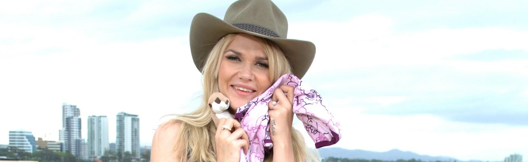 Sara Kulka Kandidatin Teilnehmerin Dschungelcamp 2015 Luxusgegenstand