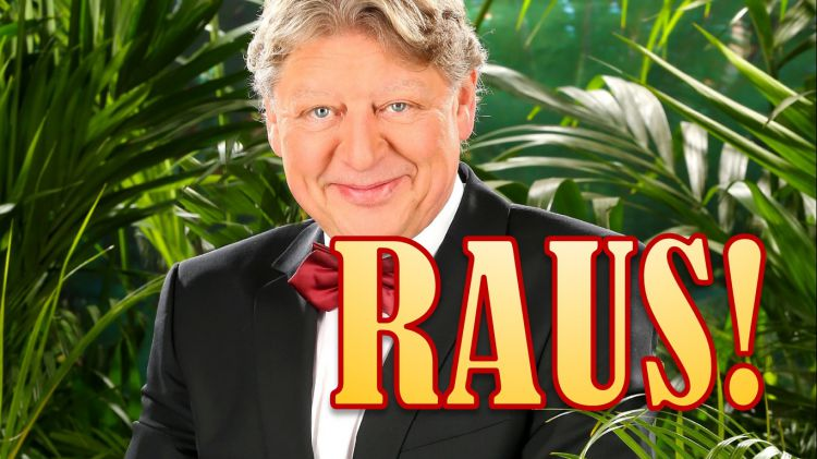 Walter Freiwald raus - Dschungelcamp 2015