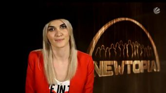 Diellza Newtopia Pionierin Teilnehmerin Pionier Teilnehmer Kandidat Sat.1 Talpa Trailer