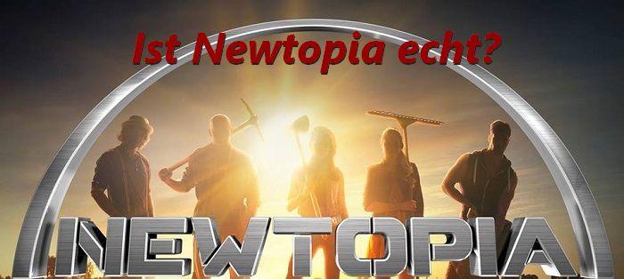 Ist Newtopia echt