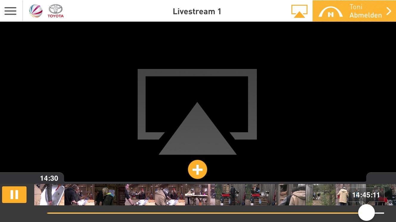 Newtopia AppleTV Live Stream auf dem Fernseher gucken Airplay