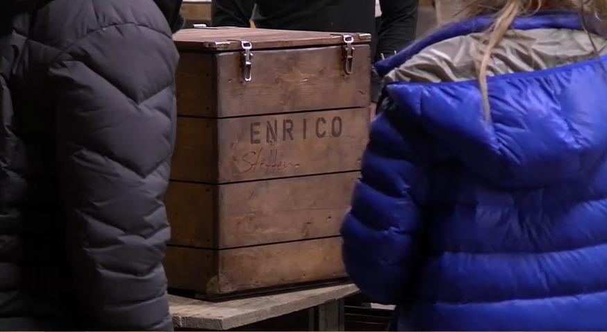Newtopia - Enrico ist raus.