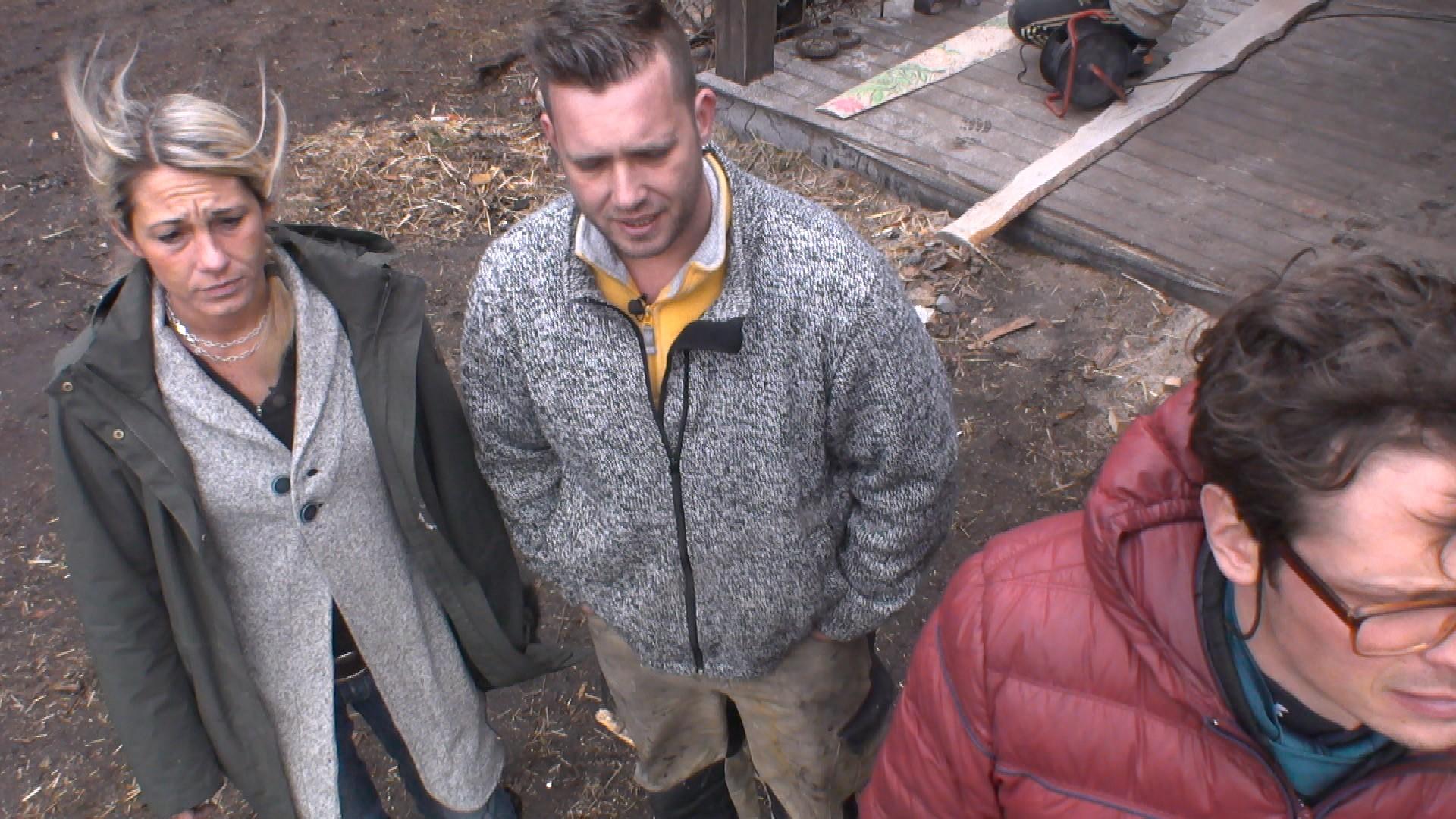 Newtopia Episode 28 01.04.2015 Osterbasar Vorbereitungen Unwetter