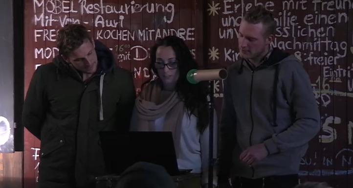 Zweiter Gesangswettbewerb