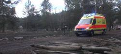 Newtopia Isolde zusammengebrochen Notarzt Krankenwagen