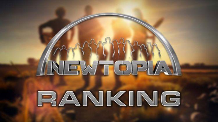 Newtopia Ranking Pioniere Teilnehmer Sat.1 Bewohner Kandidaten