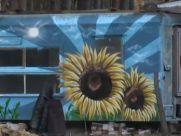 Newtopia Candy Bauwagen Peace Flower Power Sprayer Olli