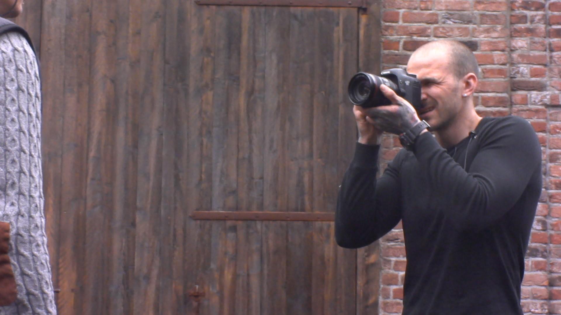 Newtopia Fotoshooting Hans Folge 29 02.04.2015