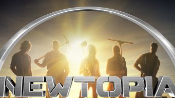 Newtopia Logo Sat.1 Talpa