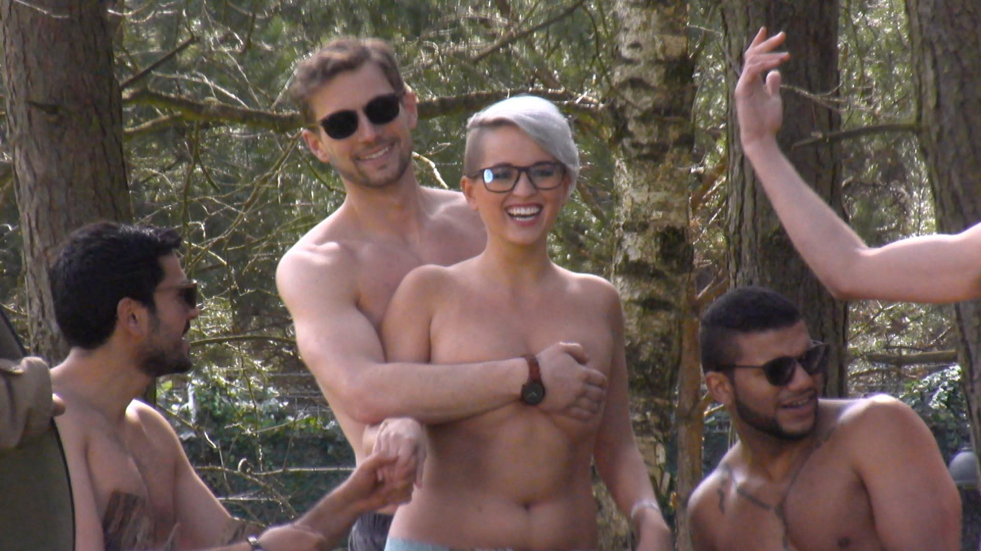 Newtopia Nackt Bilder Foto Shooting Folge 30 03.04.2015