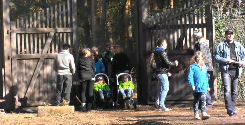 Noch mehr Besucher - Screenshot Sat.1