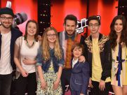 The-Voice-Kids-2015-Finale-Noah-Levi-Sam-Antonia-Zoe-Cosma-Nestor-Finalisten-Coaches