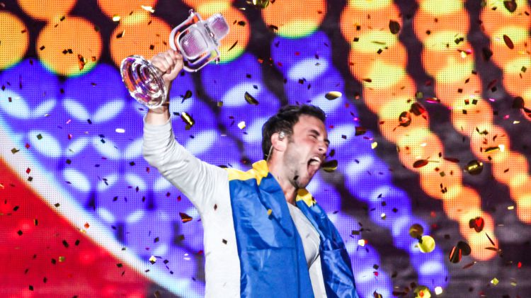 ESC 2015 Gewinner Schweden Eurovision Song Contest 2015 Wien Vienna