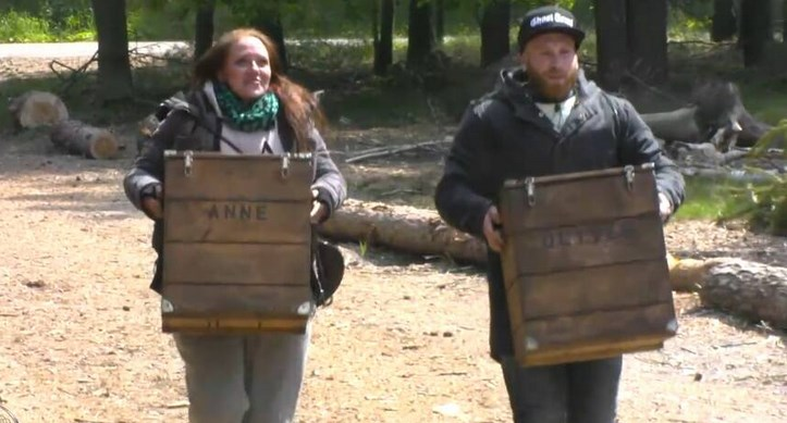 Oliver und Anne