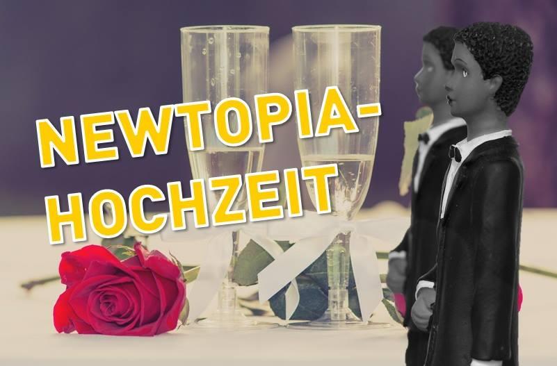 Newtopia Hochzeit