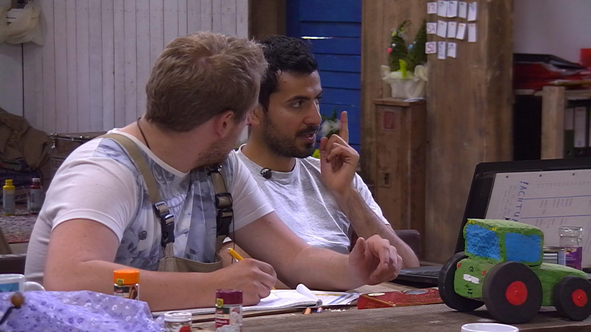 Newtopia Hotel Planungen Peyman Folge 61 Episode 21.05.2015