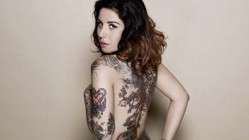 Newtopia Kate Tattoos nackt sexy
