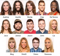 Big Brother USA 2015 Houseguests