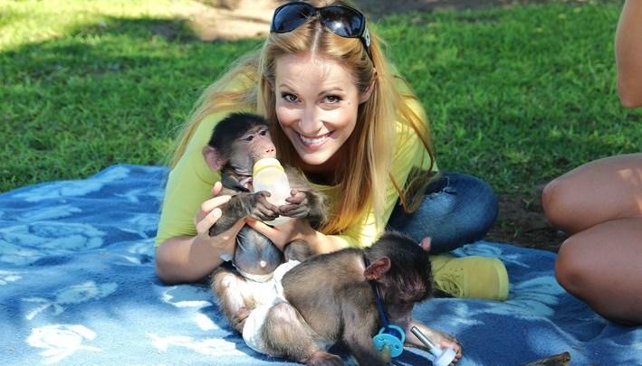 Die wunderbare Welt der Tierbabys
