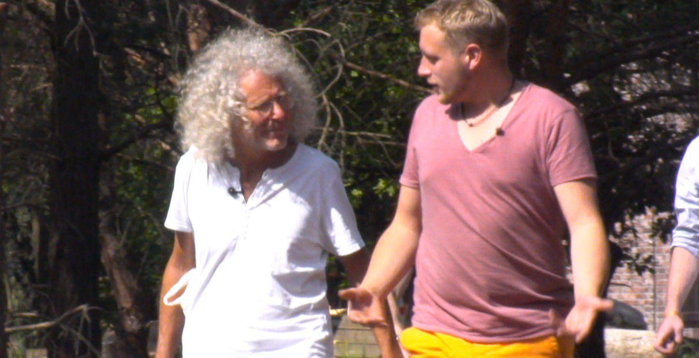 Newtopia Rainer Langhans Gesellschaft Liquid Democracy Folge 73 09.06.2015