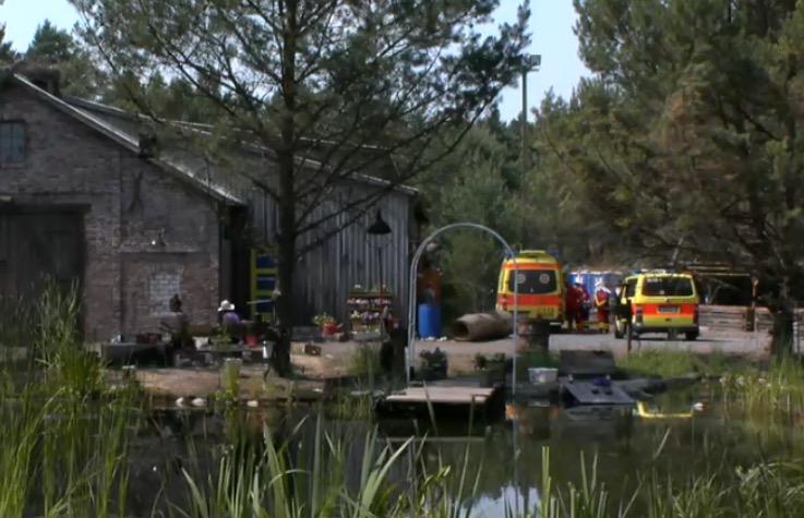 Newtopia Notfall Rettungswagen
