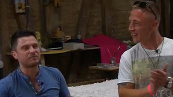 Enrico und Patrick